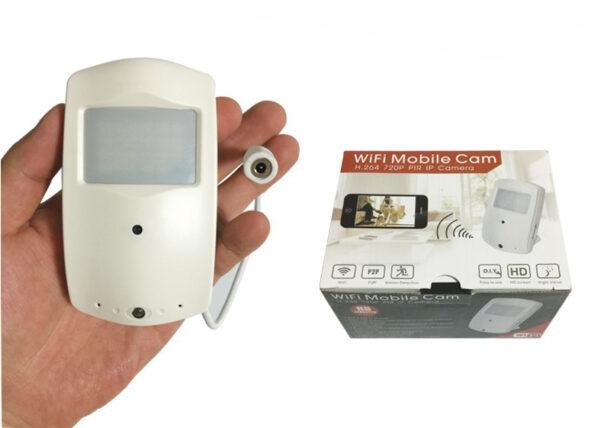 Беспроводная камера с датчиком движения