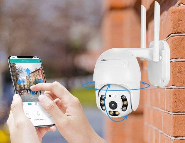 беспроводная камера видеонаблюдения