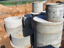бетонные кольца для септика 2
