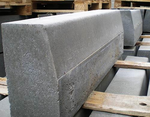 бетонный бордюр для садовых дорожек