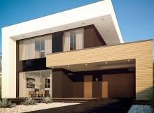 частный дом минимализм архитектура
