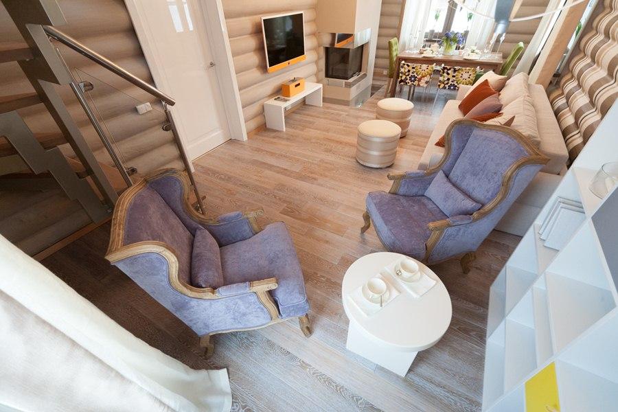 дачный дом мебель 4