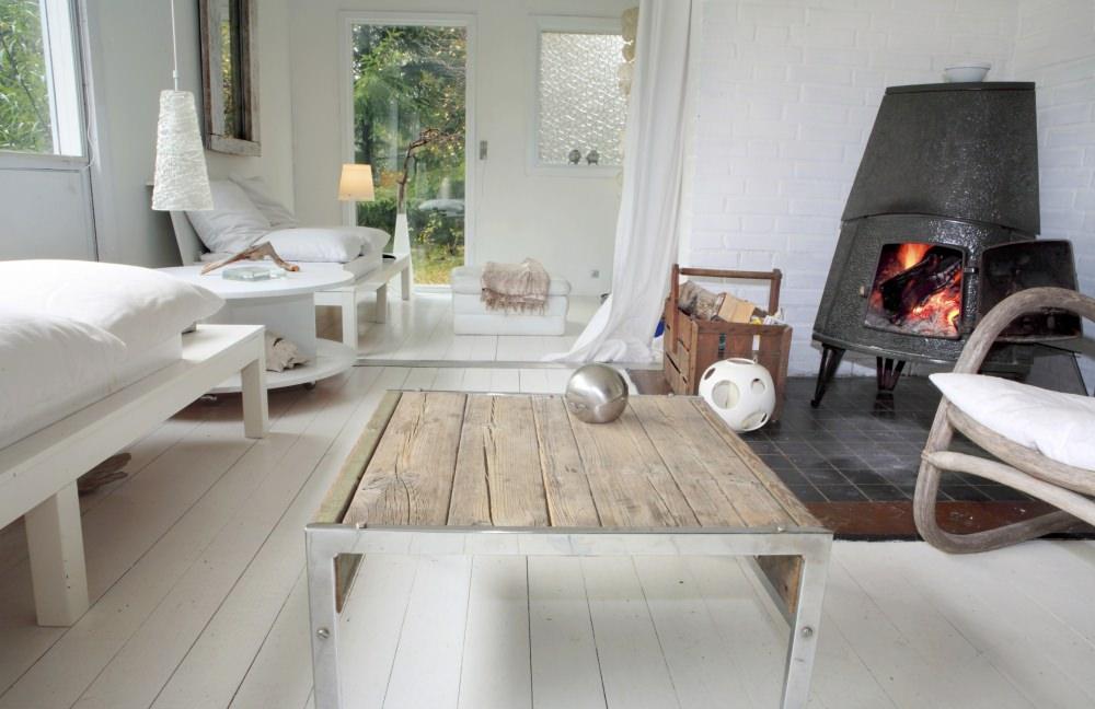 дачный дом в скандинавском стиле