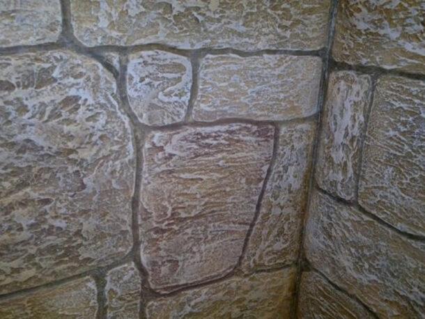 декоративная штукатурка имитация камня