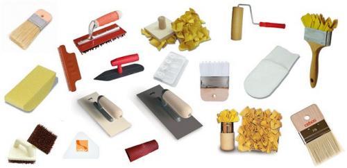 декоративная штукатурка инструменты