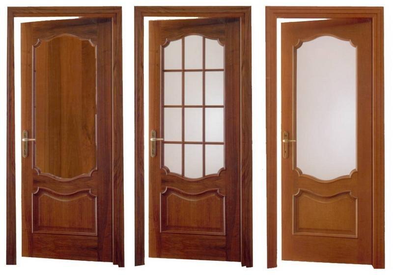 деревянная межкомнатная дверь 2