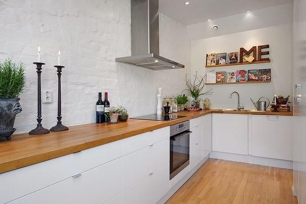 деревянная столешница для кухни 2