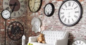 Советы по выбору настенных часов