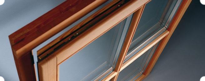 деревянные евроокна 12