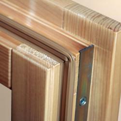 деревянные евроокна 9