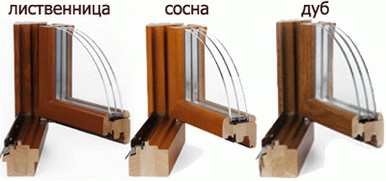 Советы по выбору деревянных евроокон