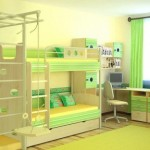 детская комната для двоих 3