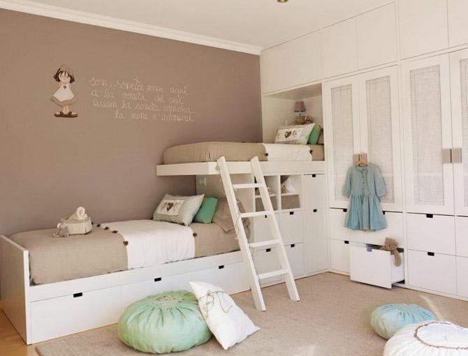 детская комната для двоих 8