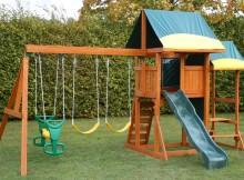 детская площадка на даче игровой комплекс