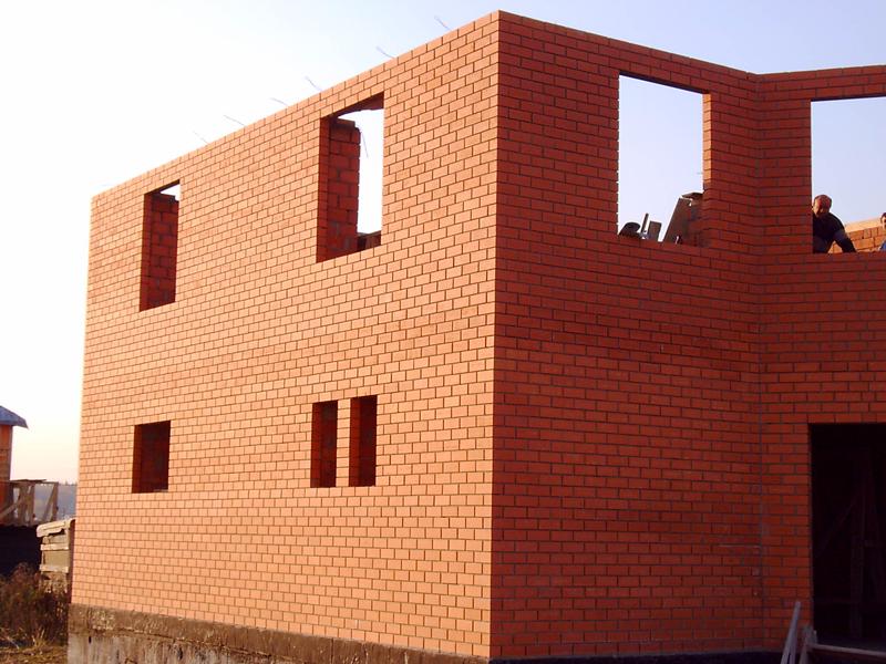 дом из кирпича 2