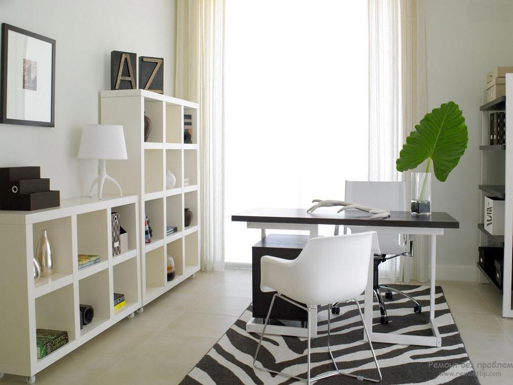 домашний кабинет стиль 2