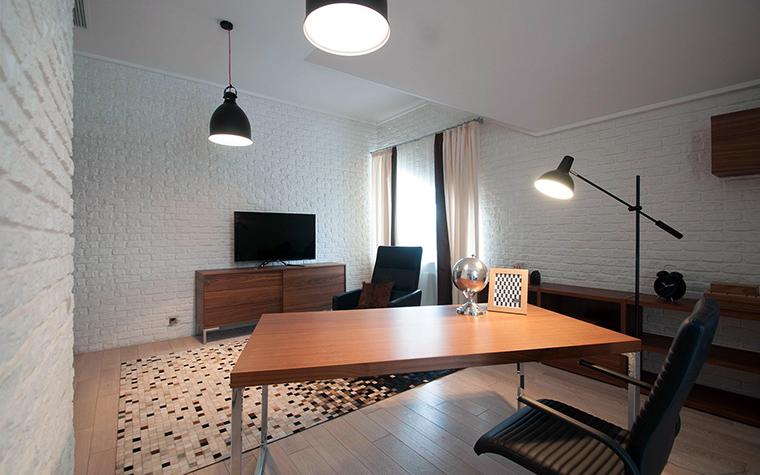 домашний кабинет стиль 4