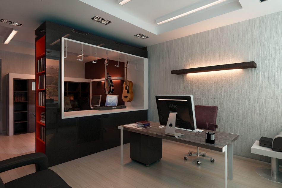 домашний кабинет стиль 5