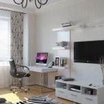 домашний кабинет стиль 8