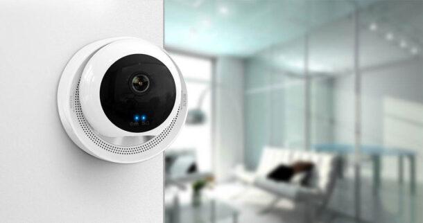 внутренняя камера видеонаблюдения