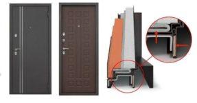 7 советов по выбору входных дверей с терморазрывом