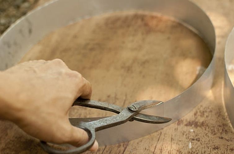 формы для заливки дорожек из металла 2