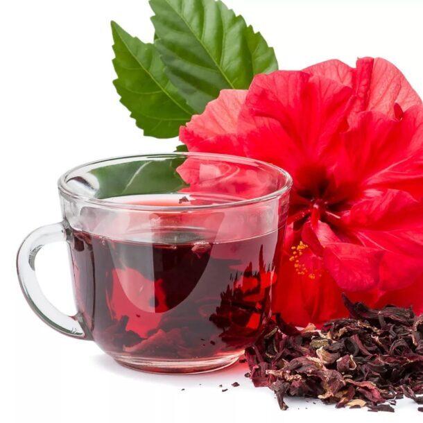 гибискус чай