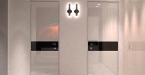 ТОП 5 советов по выбору глянцевых дверей