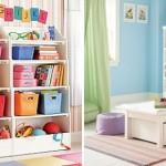 игровая зона в детской комнате