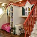 игровая зона в детской комнате 3