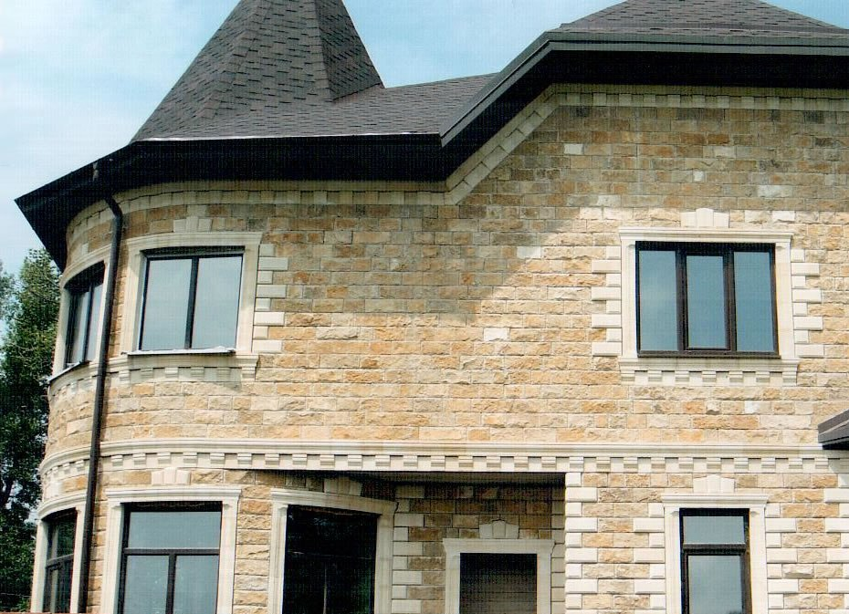 камень для фасада дома 2 - копия