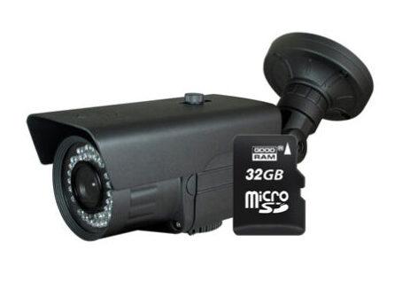 ИК камера с записью видео