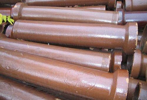 канализационные трубы наружные керамика