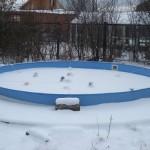 каркасный бассейн уход 4