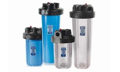 Картриджные фильтры грубой очистки воды