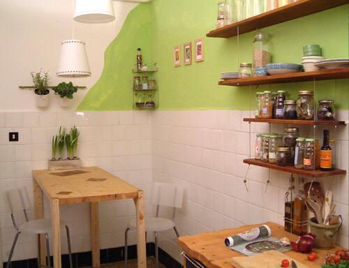 керамическая плитка для кухни для стен 2