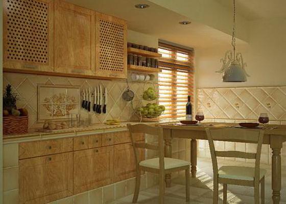 керамическая плитка для кухни для стен