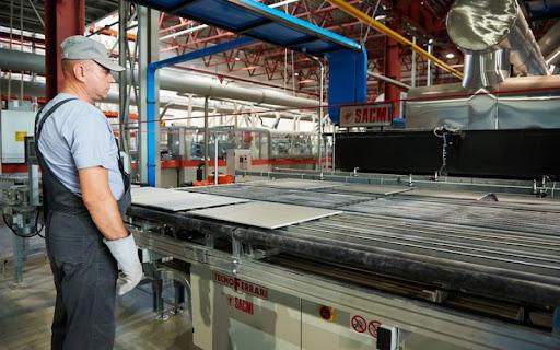 керамическая плитка производство