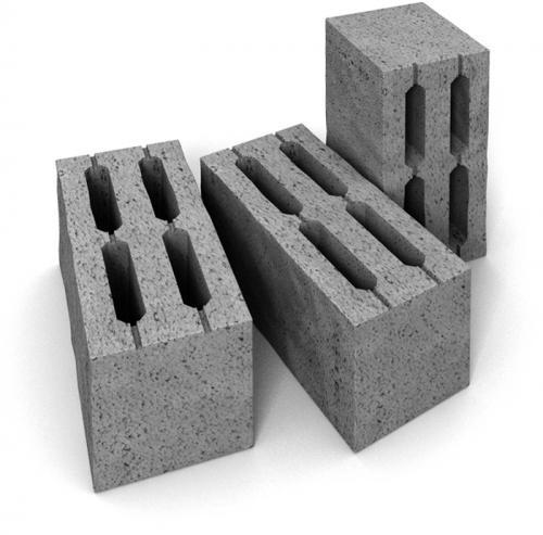 керамзитобетонные блоки 2