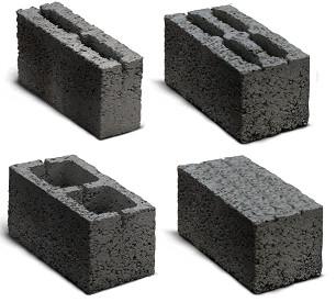 керамзитобетонные блоки 3