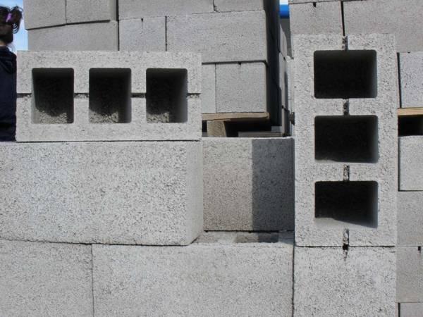 керамзитобетонные блоки 5