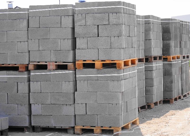 керамзитобетонные блоки 7
