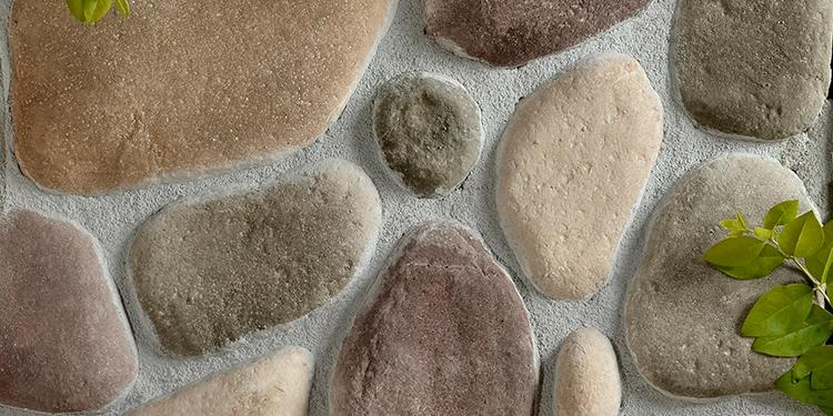 кладка камня рондо