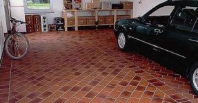 Плитка для гаража на пол: 7 советов, какую выбрать
