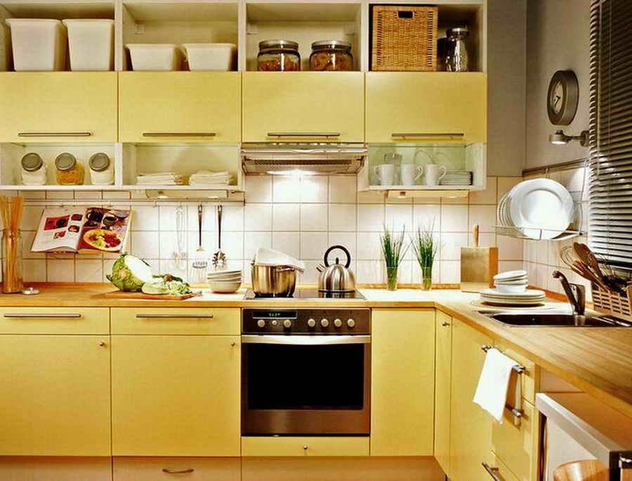 8 советов по косметическому ремонту кухни и ее обновлению
