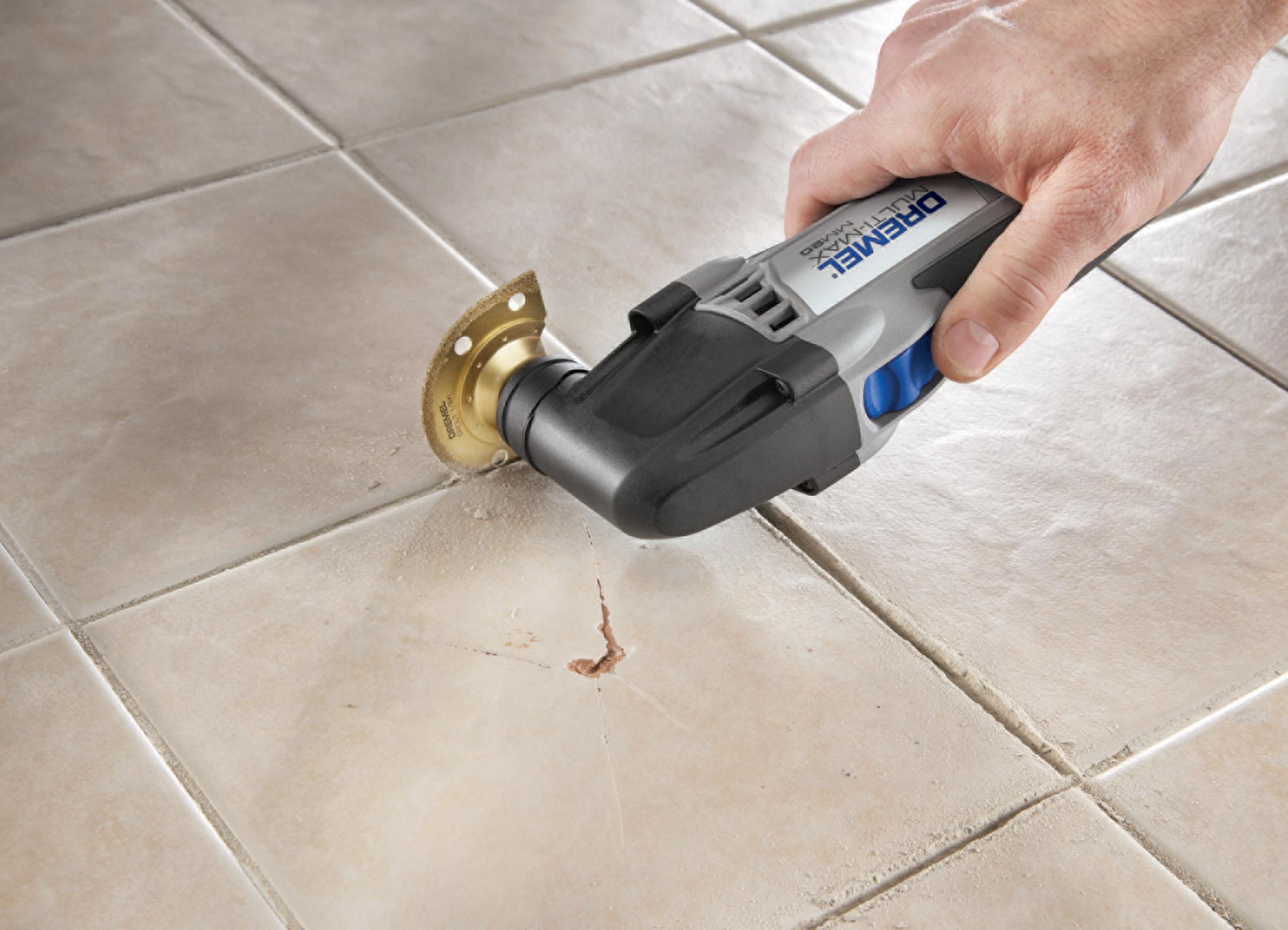 косметический ремонт кухни пол