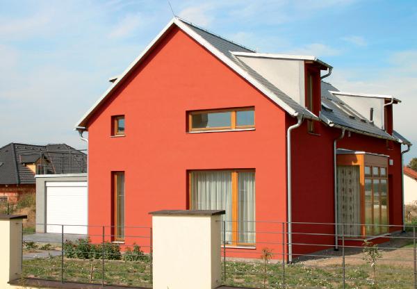 краска для фасада дома 3