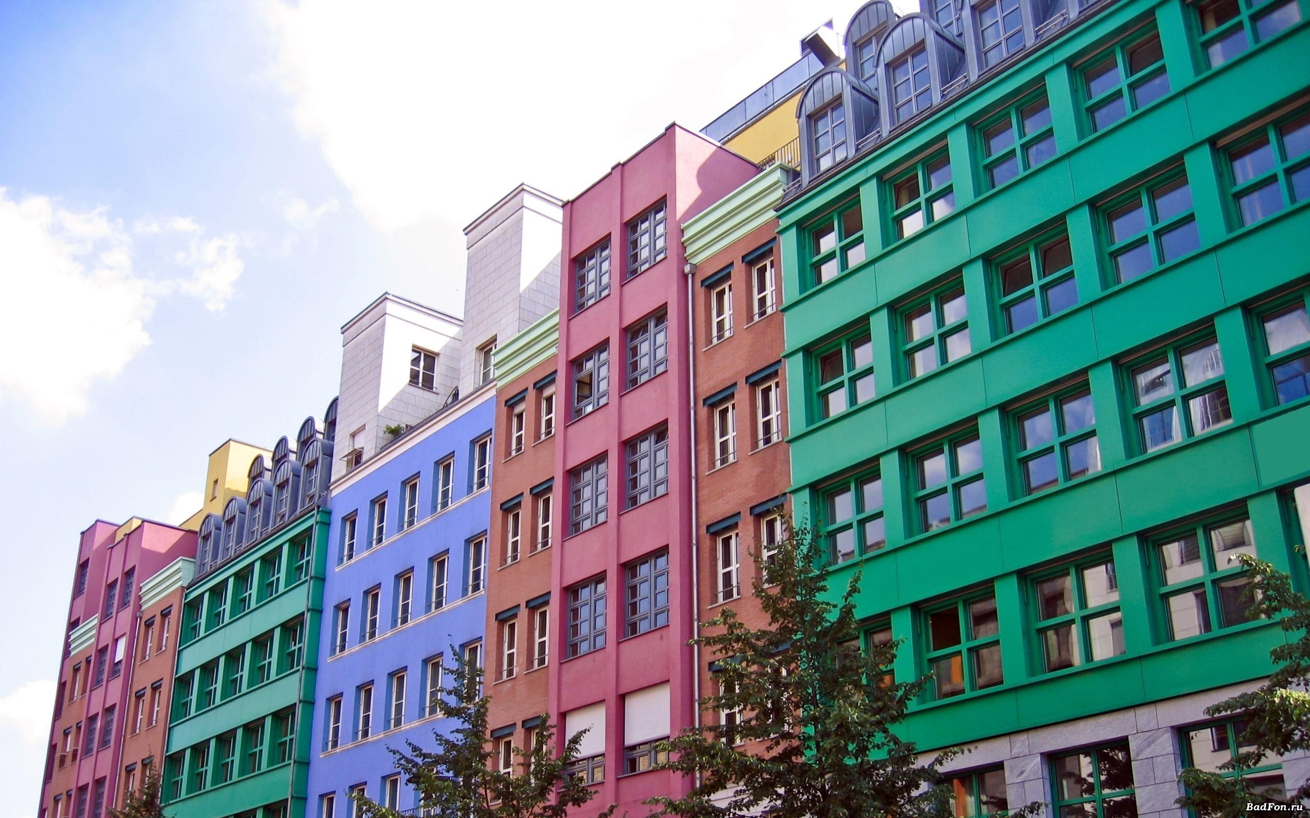 краска для фасада дома 5