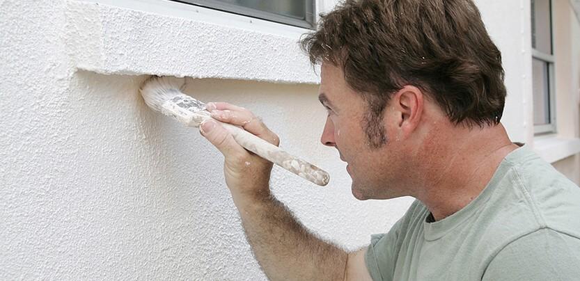 краска для фасада дома 7