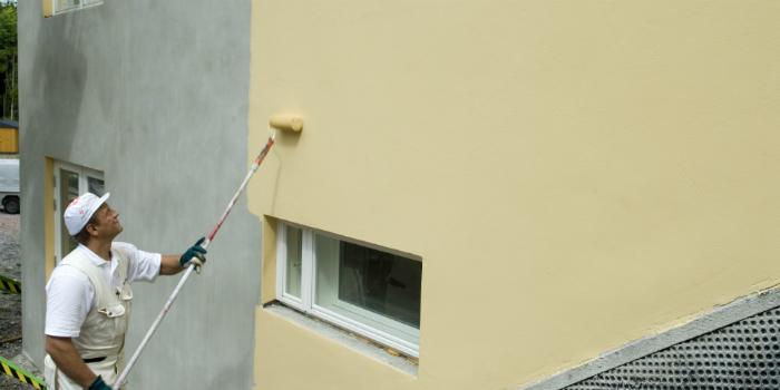 краска для фасада дома 8